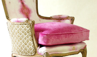 Pink Opal Chair