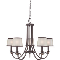 Lovely Traditional Chandeliers by Lampclick