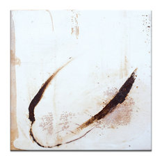 Encaustic 7, Canvas Print