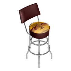 Cleveland Cavaliers 2016 NBA Chamipons Chrome Bar Stool With Back