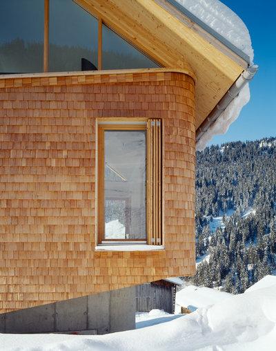 Houzzbesuch ein modernes berghaus r ckt rampen ins rechte licht - Berghaus architekten ...