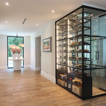 Coral Gables Wine Wall
