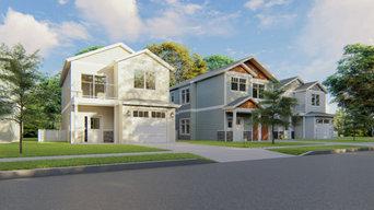 Residential Home Renderings