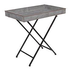 Reed Metal Folding Table