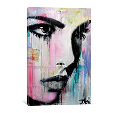 """""""Tempest Gallery"""" by Loui Jover, 60x40x1.5"""""""