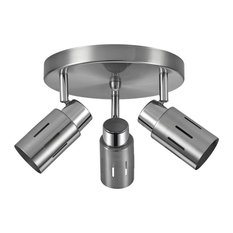 50 most popular stainless steel track lighting kits for 2018 houzz