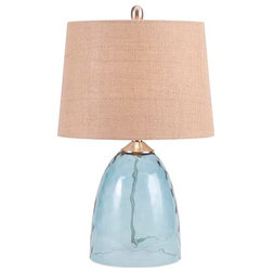 Transitional Table Lamps by Benzara, Woodland Imprts, The Urban Port