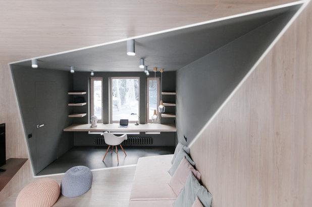 by SHKAF interior architects