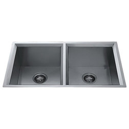 Contemporary Kitchen Sinks by Parmir Water Systems, Inc.