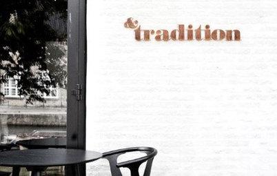 &Tradition fremhæver dansk møbelhistorie og internationale talenter