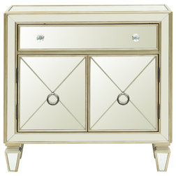 Transitional Accent Chests And Cabinets by Stephanie Cohen Home
