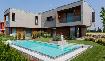 Villa moderna in legno