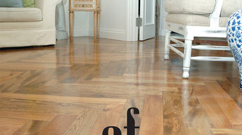 Antique Hardwood Flooring