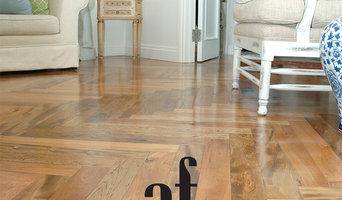Antique Hardwood Flooring