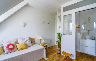 Avant/Après : À Paris, 14 m2 repensés en poussant les murs