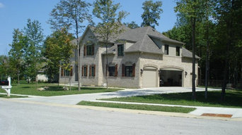 3500 SF Two Story 3 Bedroom House Plans