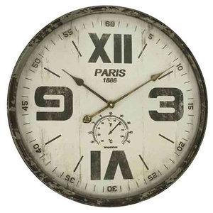 EMDE Roman Numeral Wall Clock