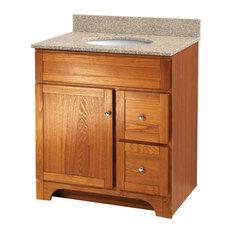 Bathroom Vanity Kick Plate closed toe kick bathroom vanities | houzz