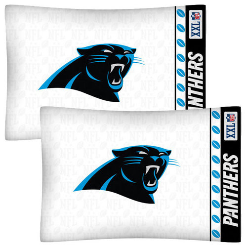 NFL Carolina Panthers Bedding and Room Decorations