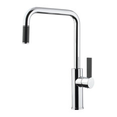 Luz Mono Shower Faucet, Brushed Nickel