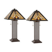 Calabria Table Lamp, Set of 2