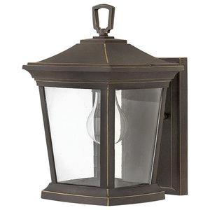 1-Light Small Wall Lantern, Oil Rubbed Bronze