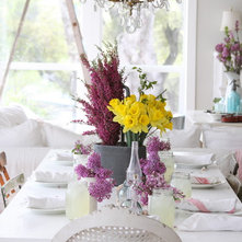 Shabby-chic Style  by Dreamy Whites