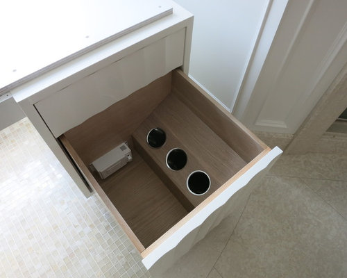 Docking Drawer Powering Outlet Idea Book