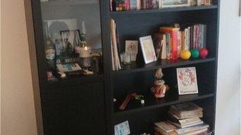 Bookcase Revival.