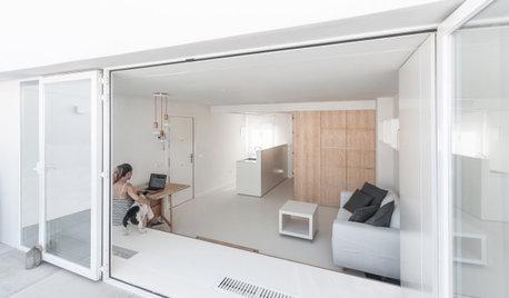 Antes y después: Un ático en Madrid con una gran terraza de 20 m²