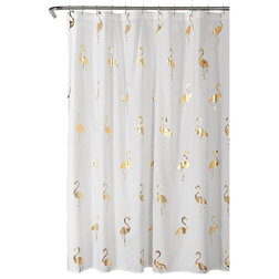 Tropical Shower Curtains by Lush Decor
