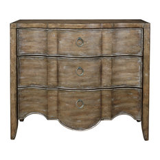 HomeFare - Mallory Accent Drawer Chest - Accent Chests and Cabinets