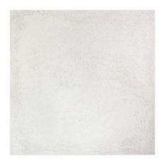 "Revel White 32""x32"" Porcelain Tile, Set of 2"