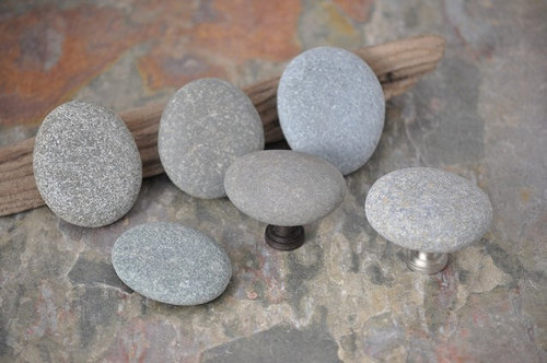 Beach Rock Cabinet Knobs · More Info