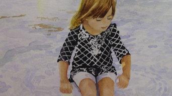 Commissioned Watercolor Paintings / Portrait/