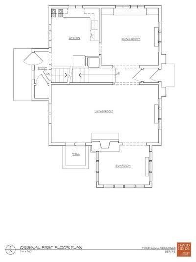 Floor Plan KOTW: Saint Paul Craftsman
