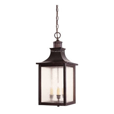 Savoy House Monte Grande Hanging Lantern in English Bronze - 5-256-13