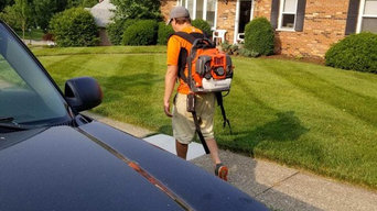 Lawn Mowing In Edgewood, KY