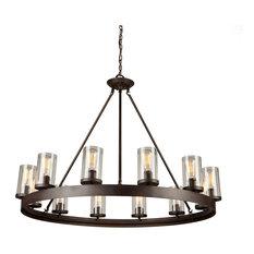artcraft lighting artcraft lighting menlo park 12light chandelier oil rubbed bronze