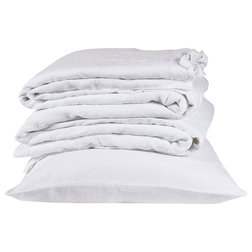 Traditional Fitted Sheets by The Linen Works
