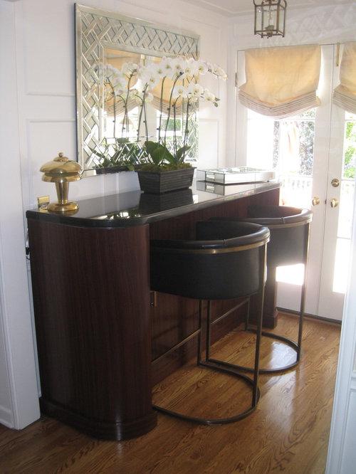 Joni Koenig Interiors - Indoor Pub And Bistro Tables