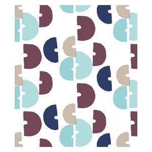 Lola Bombora Balance PVC Tablecloth, 140 X 140 Cm