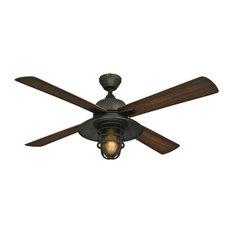 Torrance 4 Blade Indoor Outdoor Ceiling Fan 52