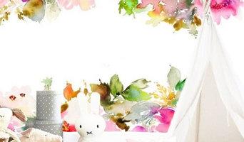 Floral Wallpaper For Nursery
