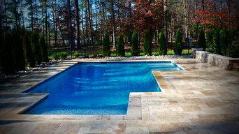 Custom Pool Design/Construction in New Kent VA
