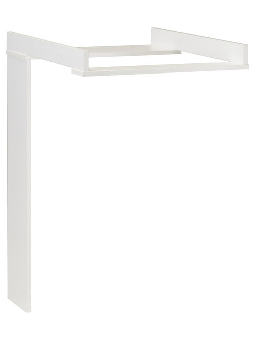 Commode alina finest elegant bibliothque blanche for Table marina alinea