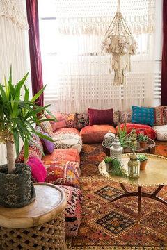 Livingroom Floor Seating Ideas