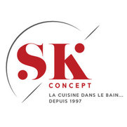 Photo de LA CUISINE DANS LE BAIN SK CONCEPT PARIS