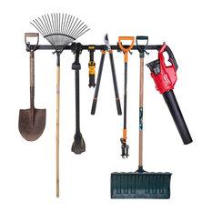 Heavy Duty Garage Tool Organizer