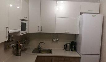 Фото кухни в с. Иглино